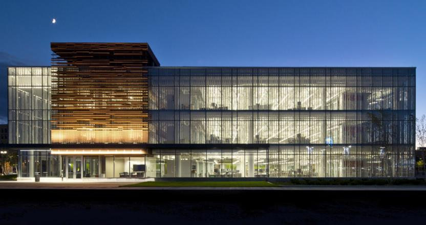 Integrative Bioscience Center, Wayne State University