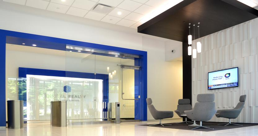 Digital Realty, Data Center, Lobby, HED