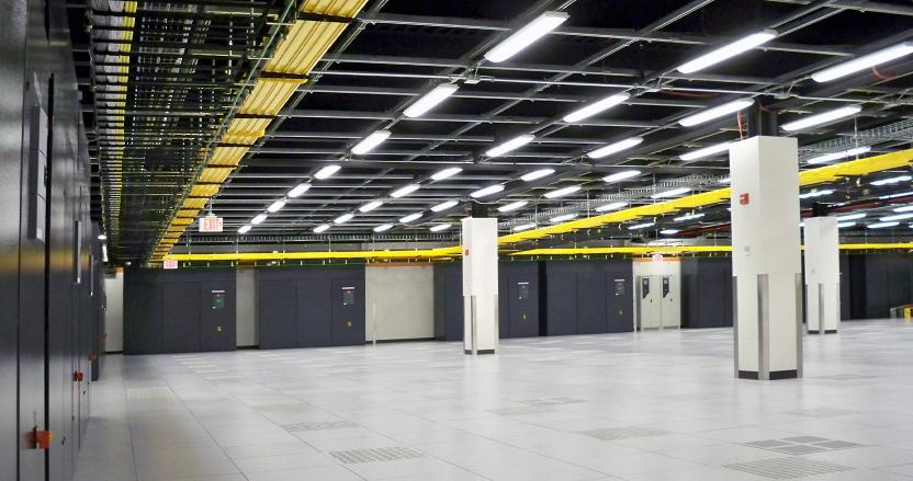 Equinix NY7, Data Center, HED