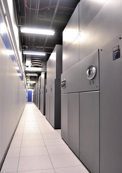 Digital Realty, Data Center, HED