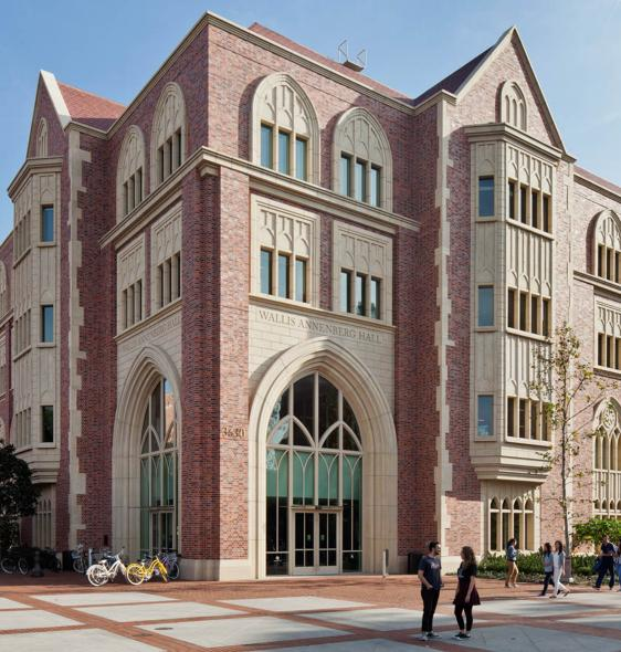 Wallis Annenberg Hall, University of Southern California