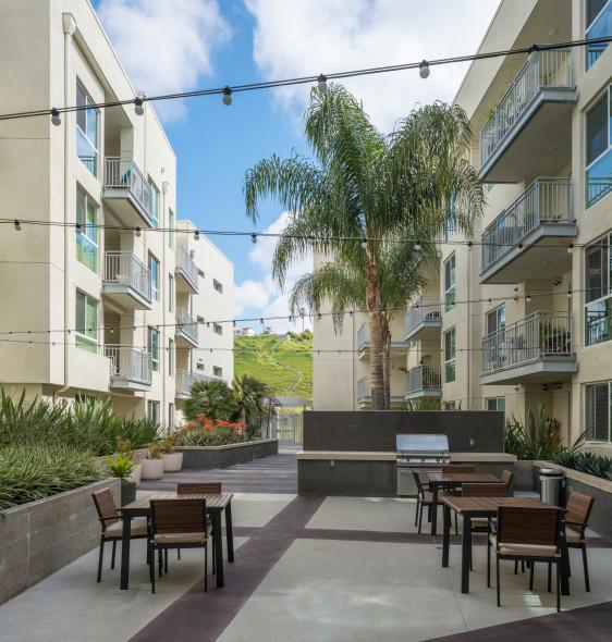 Playa Vista Housing Development