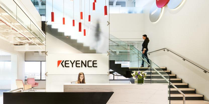 Headquarters, Keyence Corporation
