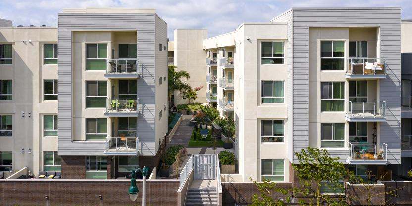 Playa Vista Housing