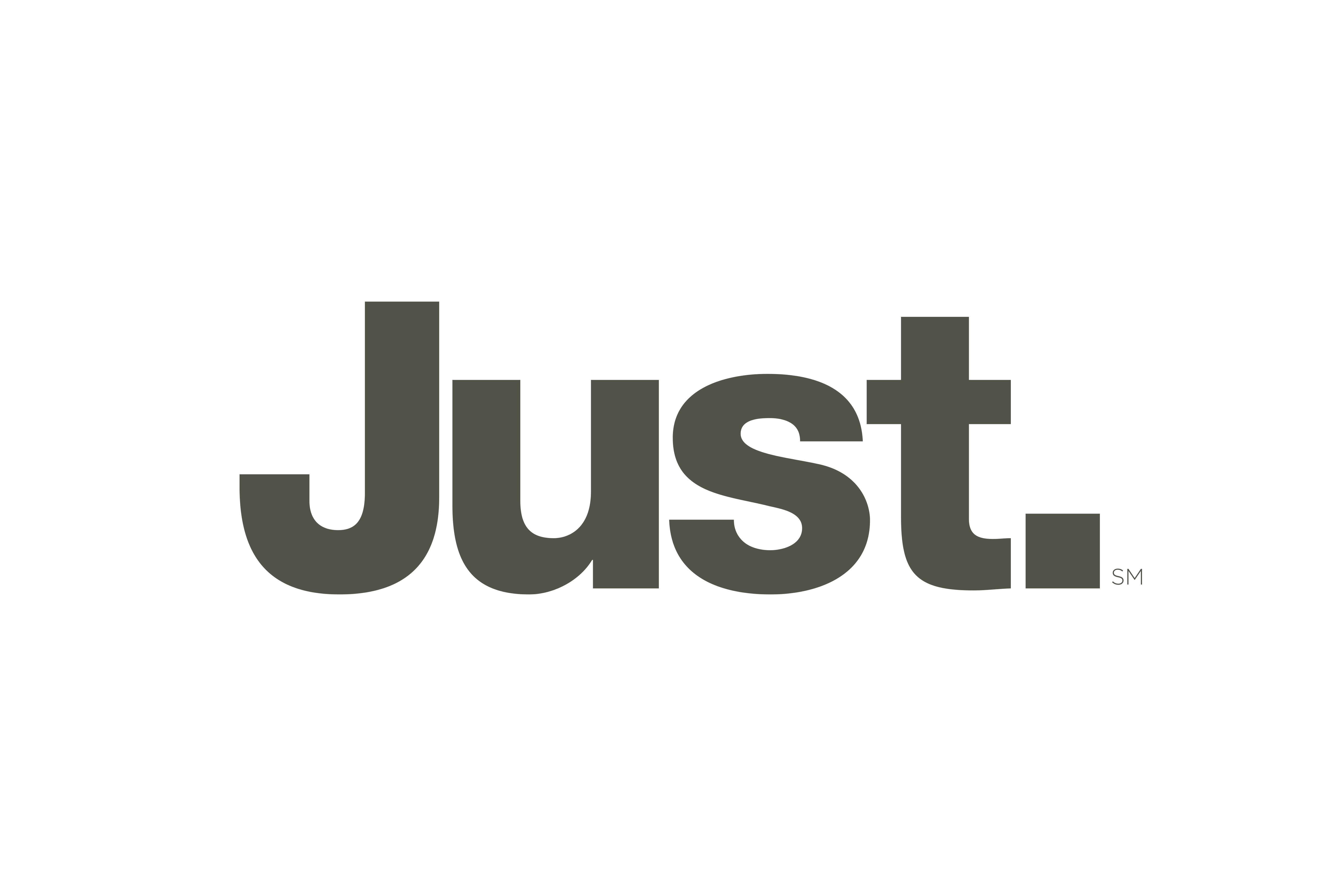 logo for the JUST organization